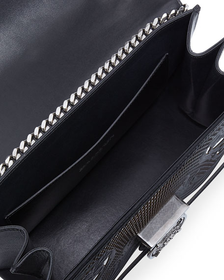 Cutout Western Shoulder Bag