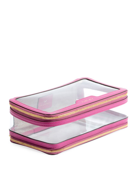 Inflight Plastic Travel Case