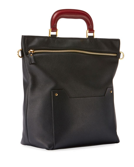 Small Orsett Leather Shoulder Bag