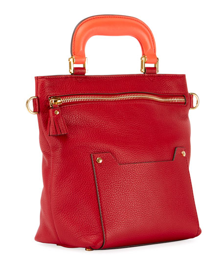 Orsett Mini Leather Shoulder Bag