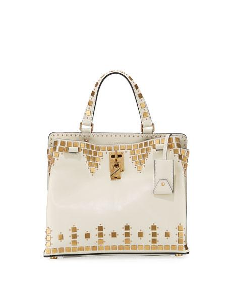 Joylock Medium Top-Handle Bag