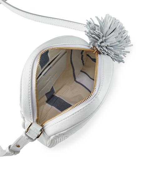 Tambourine Leather Crossbody Bag