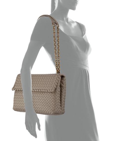 397c89143c Bottega Veneta Olimpia Medium Napa Chain Shoulder Bag