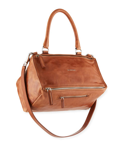 Pandora Medium Calfskin Satchel Bag