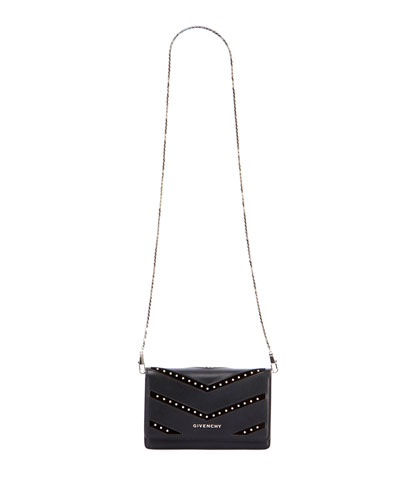 Pandora Studded Chevron Wallet-on-Chain