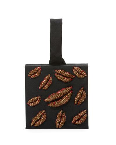 Rosella Lip Box Rosella Clutch Bag