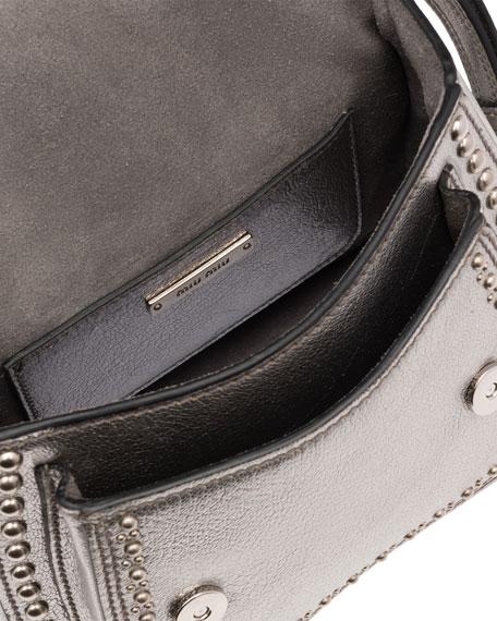 Embellished Lady Saddle Bag