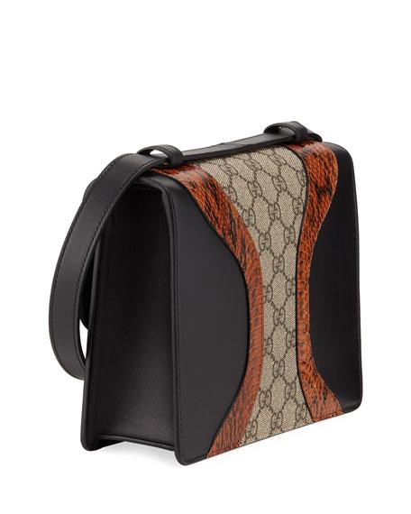 Osiride Small GG Supreme Shoulder Bag