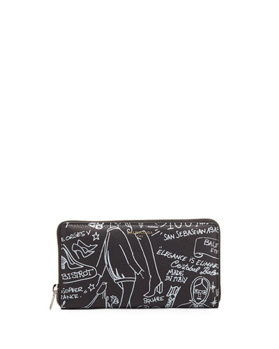 Essential Contza Leather Wallet