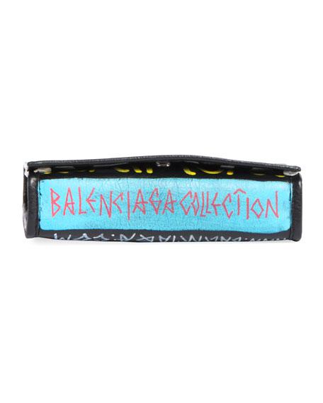 Bazar Leather Chain Shoulder Bag
