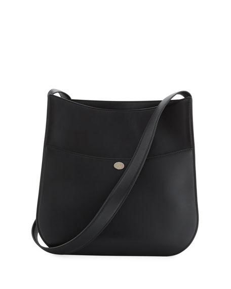 042afc449f7a Loro Piana Fleur Large Leather Crossbody Bag