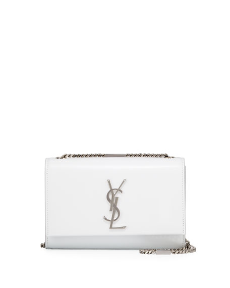 Saint Laurent Kate Small Leather Crossbody Bag