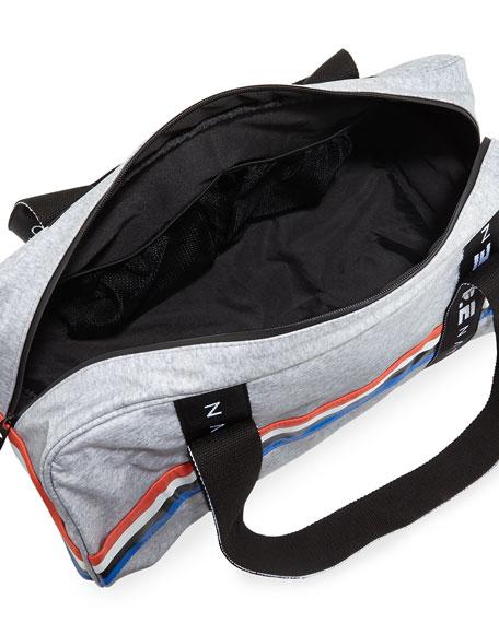 Final Round Waxed Duffle Bag