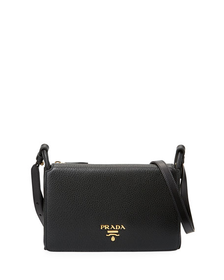6feb4d848f3a26 Prada Daino Crossbody Bag