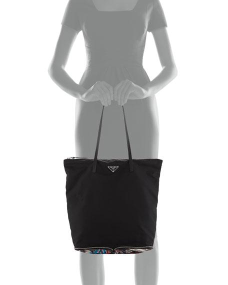 Large Tessuto Shopper Tote Bag