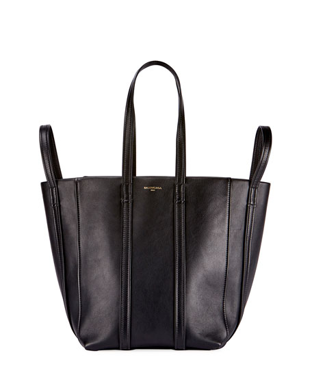 Laundry Cabas 4-Strap Leather Tote Bag