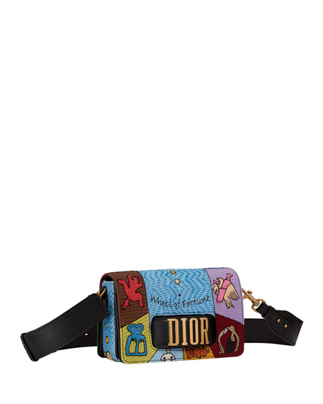 "Diorevolution ""Wheel of Fortune"" Handbag"