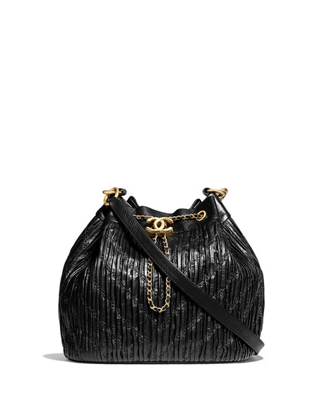 bca911a0957c CHANEL DRAWSTRING BAG