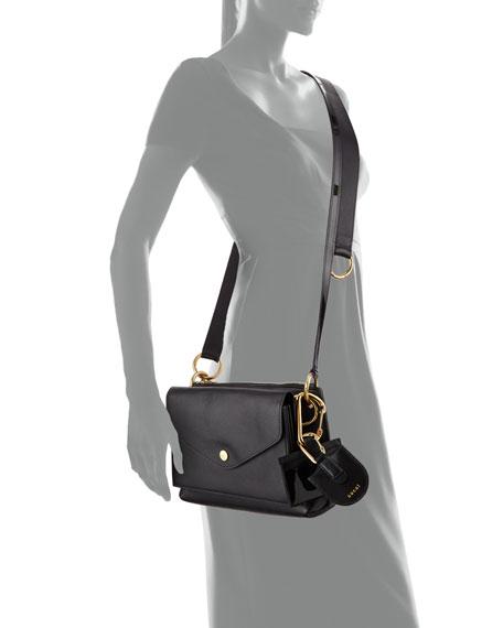 Modular Leather Pouch Shoulder Bag