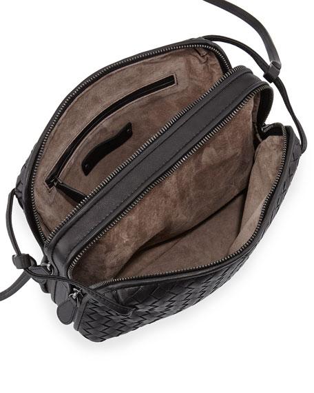 bd4fbb421732 Bottega Veneta Intrecciato Double-Compartment Bag