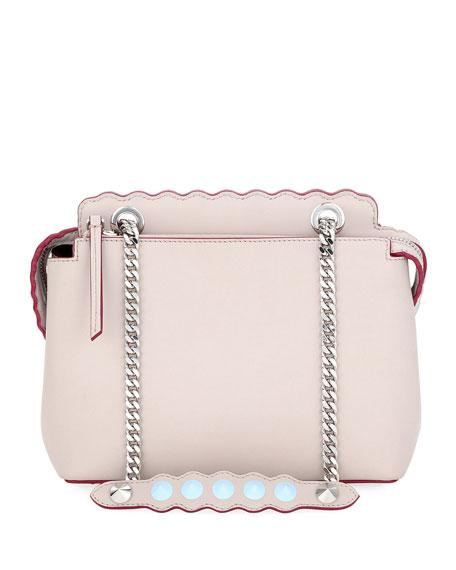 6c4c6d08e311 Fendi Dotcom Click Embroidered Shoulder Bag