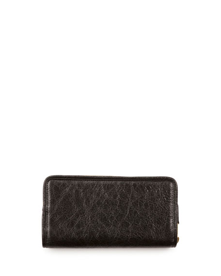 Blanket Continental Wallet
