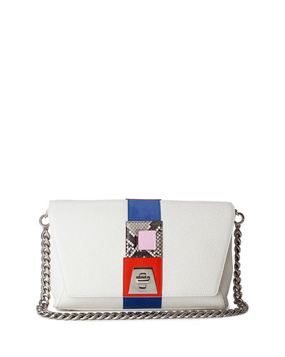 Anouk Day Patchwork Shoulder Bag