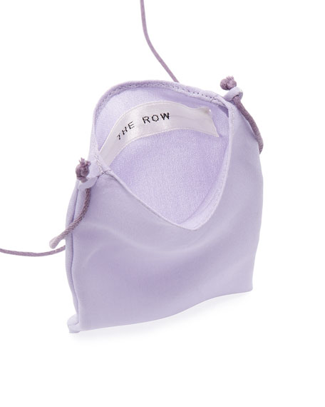 Satin Camie Case Bag with Strap
