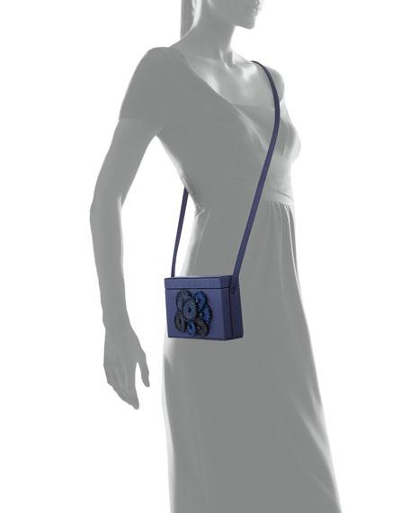 Granceola Rectangular Shoulder Bag