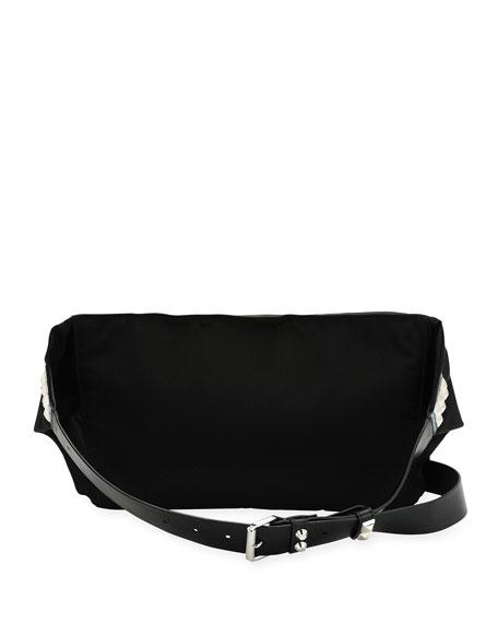 58f54406 Vela Nylon Square Belt Bag