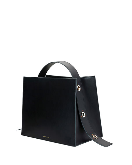 Leather Young Tote Bag