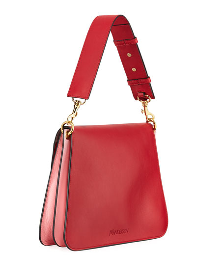 Pierce Medium Colorblock Shoulder Bag