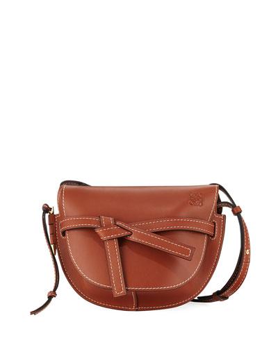 Gate Small Calf Shoulder Bag