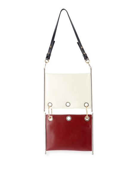 Roy Double Layered Shoulder Bag