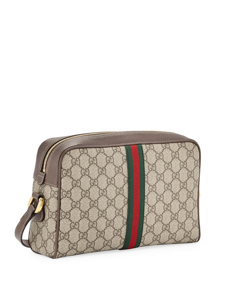 27e2a10029c Gucci Ophidia Medium Gg Supreme Camera Crossbody Bag | Stanford ...