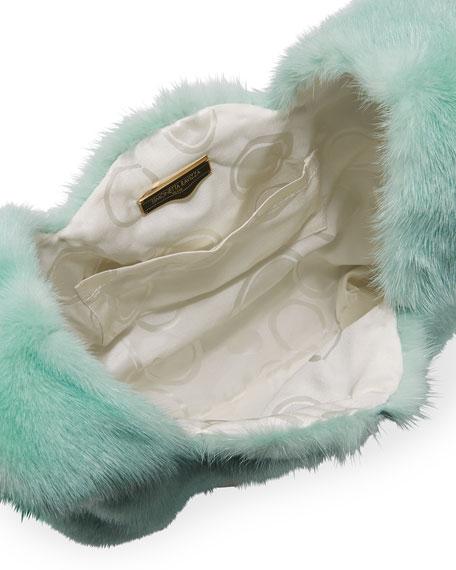 Furrissima Mink Shopper Tote Bag