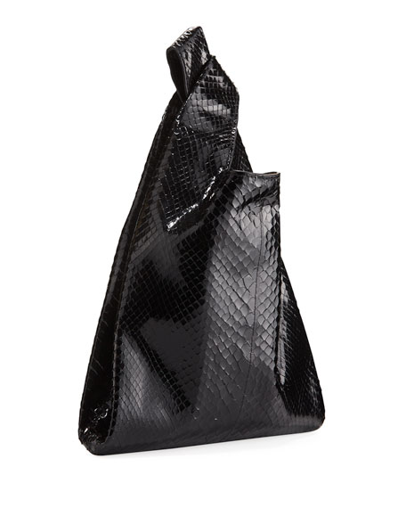 Mini Python Shiny Shopper Tote Bag