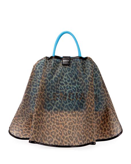 8a8e983a5fa5 BALENCIAGA. Medium Logo Leather Satchel With Water Repellent Coat ...
