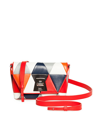 Anouk Little Day Triangle Shoulder Bag