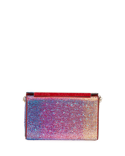 Vanite Small Strass Clutch Bag