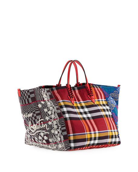 Manilacaba Multipattern Tote Bag