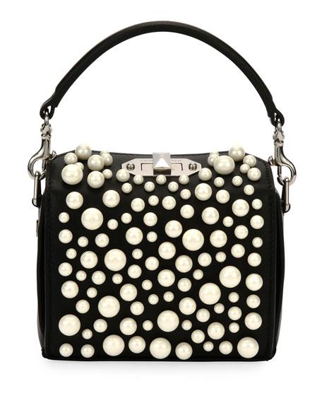 Nano Beaded Box Bag