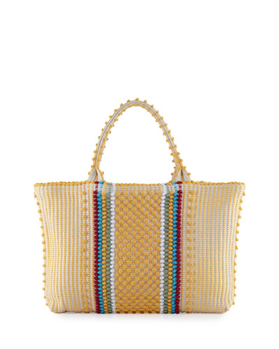 Telti Crocheted Tote Bag
