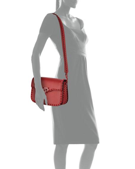 a5ca4cfc8 Monochrome Rockstud Shoulder Bag