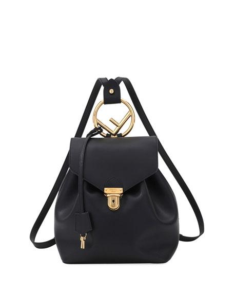Cruise Shiny Calf Leather Backpack