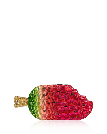 Watermelon Popsicle Clutch Bag