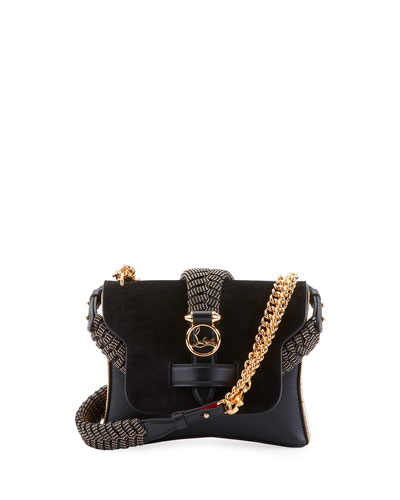 Ruby Lou Small Calf Shoulder Bag