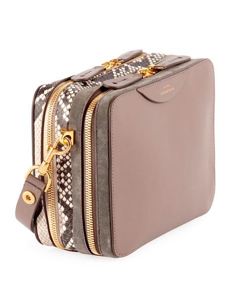 33bbc4b14b Anya Hindmarch The Stack Double Crossbody Bag