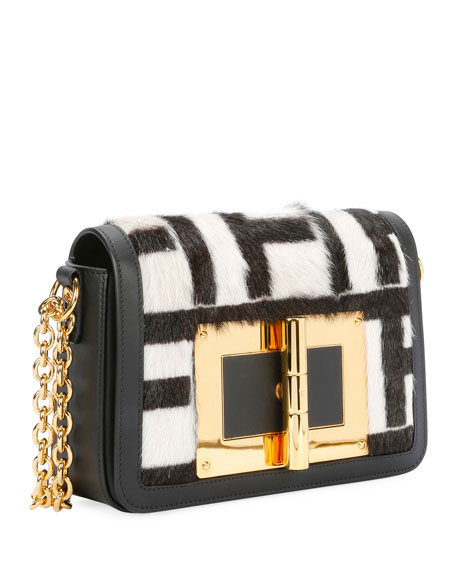 Grace Calf Medium Natalia Shoulder Bag