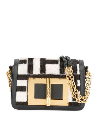 Grace Calf Medium Natalia Shoulder Bag